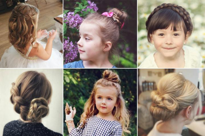 Крутые прически для девочек - фото, видео как сделать поэтапно