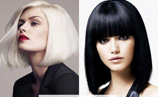 Стрижки для тонких волос - 180 фото и секреты укладки