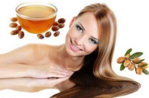 Аргановое масло для волос - применение масла арганы в масках