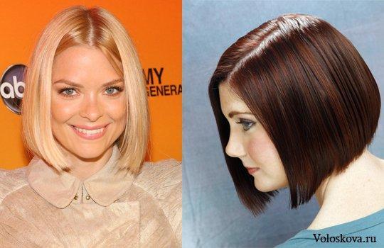 Модные стрижки 2013 - 65 варианов стрижек для волос разной длины
