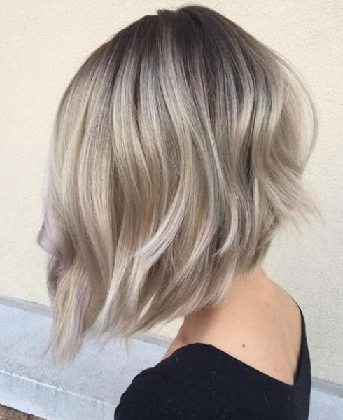 Пепельный цвет волос – как покрасить в пепельно русый цвет волосы