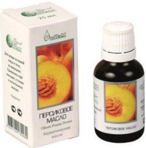 Персиковое масло для волос - применение для сухих волос- маски