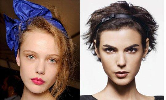 Актуальные аксессуары для волос