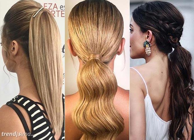 Красивые прически на длинные волосы легко и быстро - фото