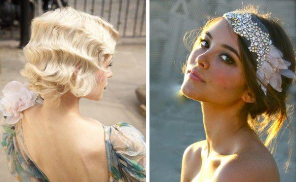 Свадебные прически на короткие волосы - 100 красивых фото