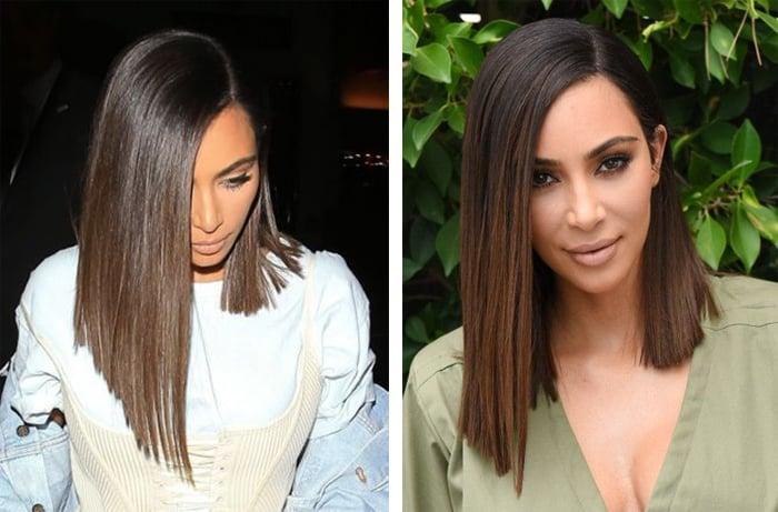 Стрижки на длинные волосы без челки - фото 2019