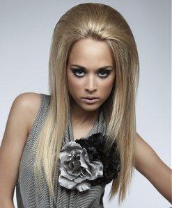 Создаем объем на тонких волосах