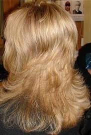 Стрижка рапсодия на длинные волосы - фото стрижек с челкой и без нее