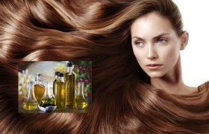 Эфирные масла для волос и их использование при разных проблемах