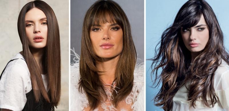 Модные стрижки на длинные волосы 2019 - фото новинки длинных причесок
