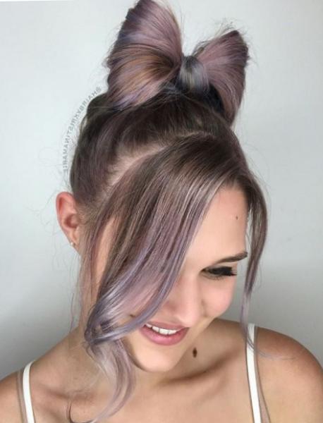 Собранные прически на длинные волосы - фото собранных причесок