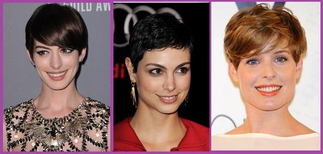 Стрижка Пикси на короткие волосы 2018 - 2019 - фото новинок