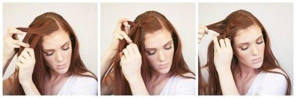 Красивая коса на длинные волосы - прическа на каждый день
