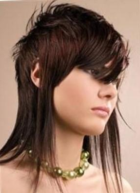 Стрижка шапочка на длинные волосы - фото причесок с шапочкой