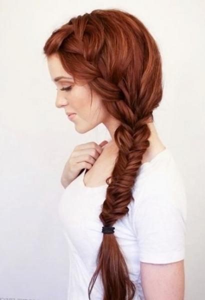 Прически на длинные волосы в домашних условиях - пошаговое фото