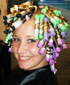 Биохимическая завивка волос - фото разных видов биозавивки