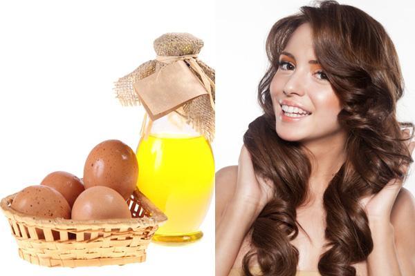 Маска для волос с яйцом и медом - рецепты от выпадения и для роста