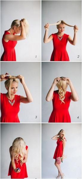 Самый простой способ сделать кудри