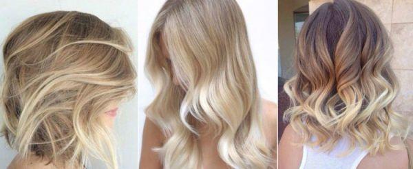 Шатуш - модное окрашивание волос, техника и фото