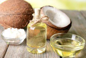 Кокосовое масло для волос - применение, польза, рецепты масок и видео