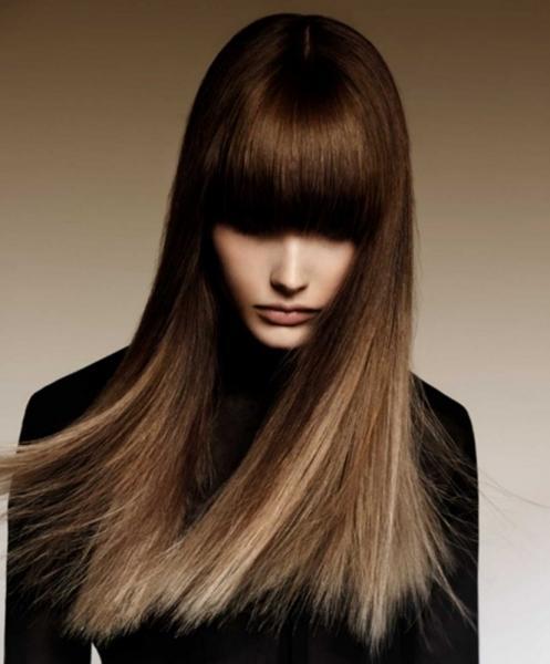 Окрашивание волос шатуш - фото окрашивания на светлых и темных прядях