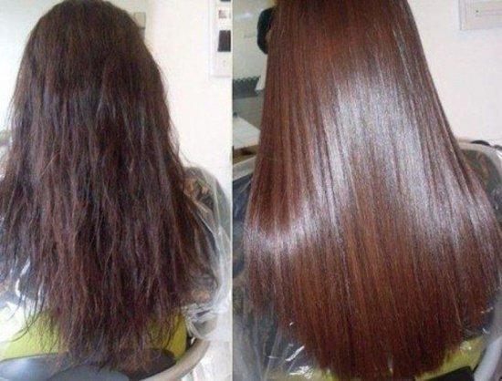 Процедура Счастье для волос от Lebel