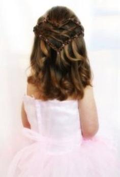 Прически на выпускной в детский сад для девочек своими руками