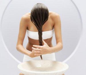 Пилинг кожи головы в салоне