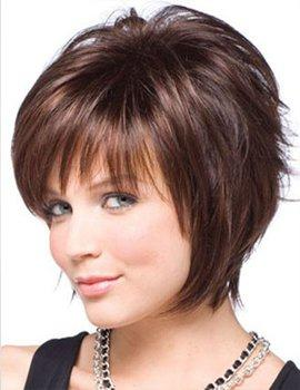 Стрижки для тонких волос - 25 вариантов