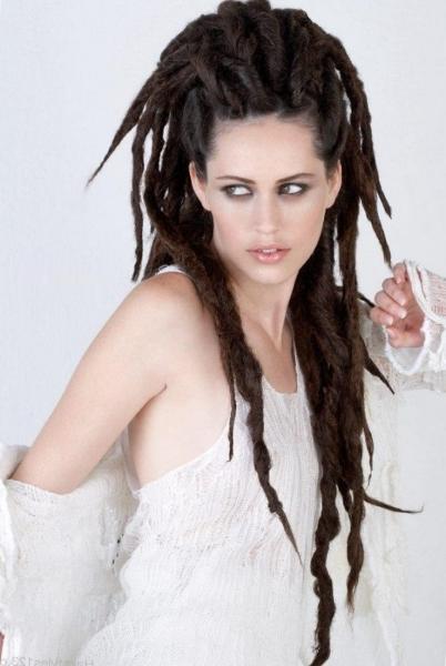 Прическа дреды - мужские и женские образы с дредами - фото
