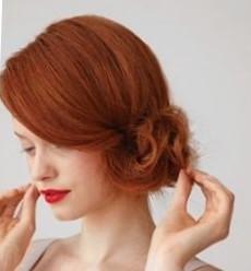 Легкие прически на средние волосы своими руками - фото причесок
