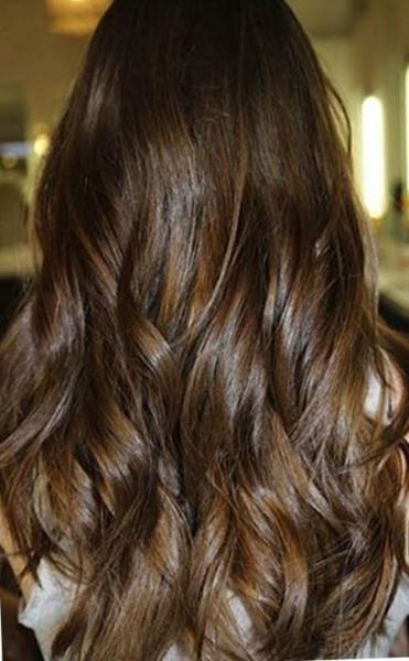 Виды окрашивания волос - фото красивого окрашивания