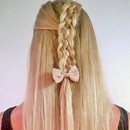 Как плести косу из 5 прядей — схема плетения и пошаговая инструкция | Прически и стрижки