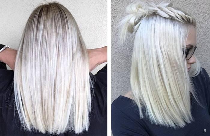 Прически на средние волосы в домашних условиях своими руками