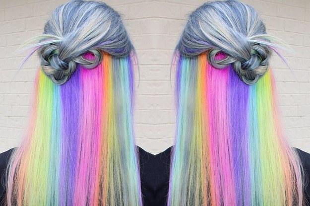 Как покрасить волосы гофрированной бумагой - инструкция, отзывы