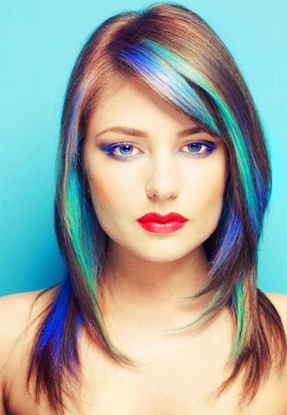 15 лучших причесок для девушек с квадратным типом лица