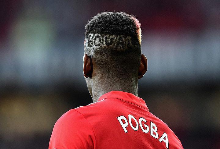 Прически Поля Погба - все стрижки и образы футболиста, как сделать