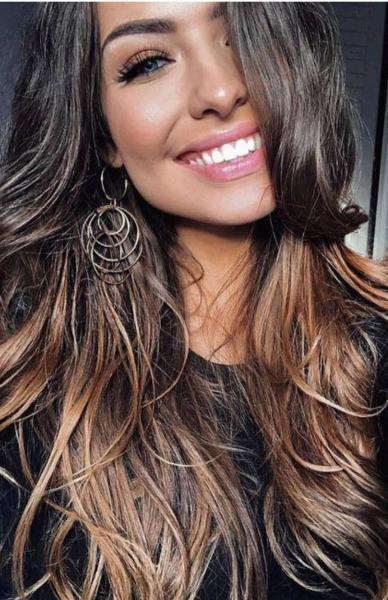10 лучших техник окрашивания для темных волос