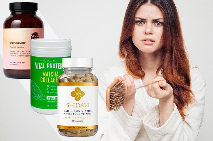 Сигнал Hair-SOS: лучшие витамины для волос от выпадения