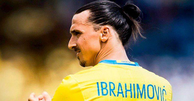 Прическа Златана Ибрагимовича - стиль футболиста, как сделать