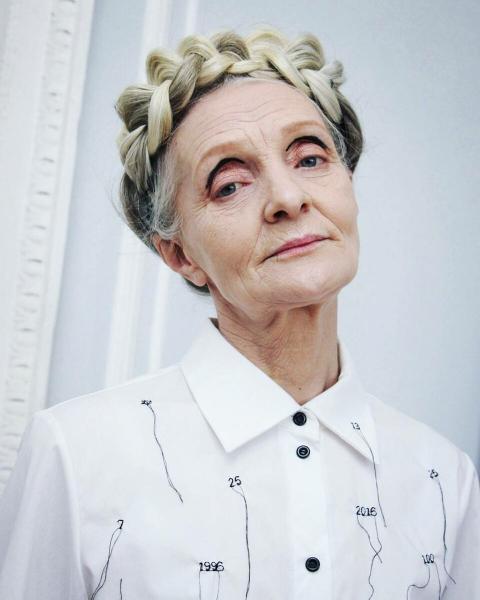 17 современных стрижек и причёсок для женщин после 60 лет
