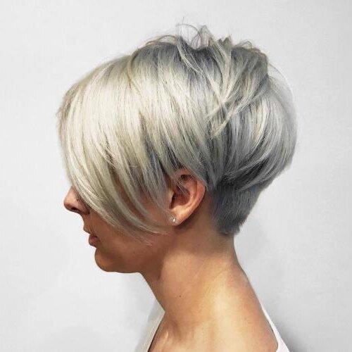 27 симпатичных идей стрижек для коротких и тонких волос