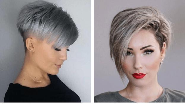 Простые в укладке стрижки для тонких волос