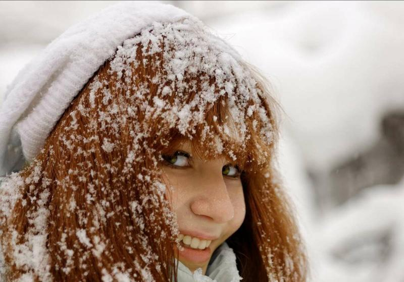 Уход за волосами в зимнее время года. Девчёнки, а вы знали это?