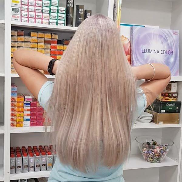 Осветление и тонирование волос