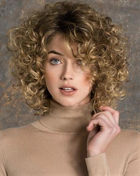 Модные прически на весну 2020 для волос средней длины