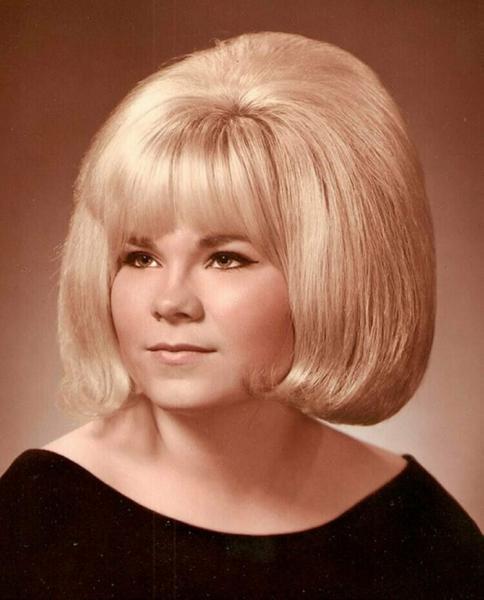 Модные причёски 60-х сегодня кажутся забавными