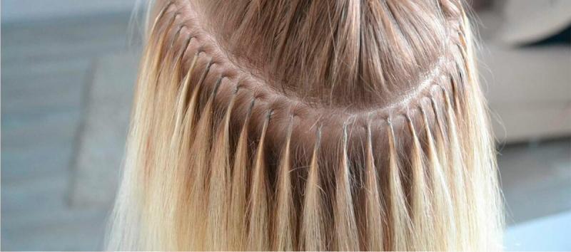 Нюансы ухода за волосами после наращивания