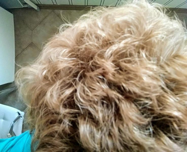 Отращиваю волосы - скупаю все подряд