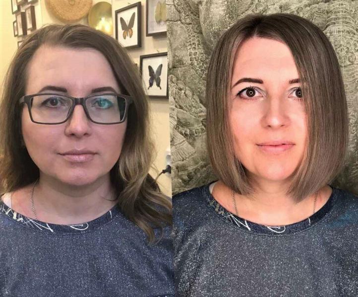Топ-3 стрижки, визуально полнящих лицо и чем и заменить